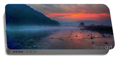 Portable Battery Charger featuring the photograph Dawn by Pravine Chester