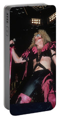 Dee Snider Of Twisted Sister Portable Battery Charger