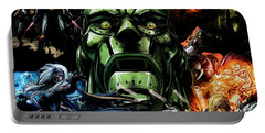 Doctor Doom Portable Battery Charger