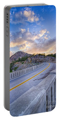 Donner Memorial Bridge Portable Battery Charger