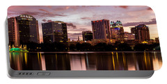 Downtown Orlando Portable Battery Charger