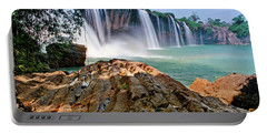 Draynur Waterfall Portable Battery Charger