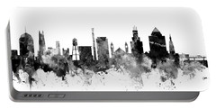 Durham North Carolina Skyline Portable Battery Charger