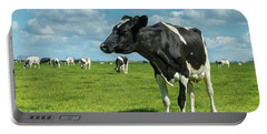Dutch Cow Portable Battery Charger