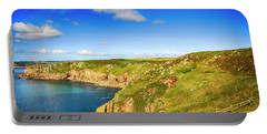 End Of The World - Cornwall Portable Battery Charger