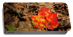Fall In New Hampshire Portable Battery Charger