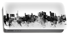Fayetteville Arkansas Skyline Portable Battery Charger