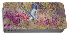 Fly Fly Away Portable Battery Charger by Judy Kay