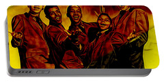 Frankie Lymon Collection Portable Battery Charger
