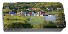 French River, P.e.i. Portable Battery Charger