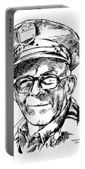 George Burns Portable Battery Charger