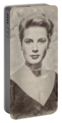 Grace Kelly, Actress And Princess Portable Battery Charger