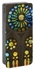 Graphic Art From Photo Library Of Photographic Collection Of Christian Churches Temples Of Place Of  Portable Battery Charger