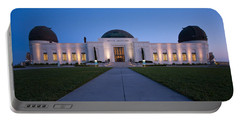 Griffith Observatory Portable Battery Charger