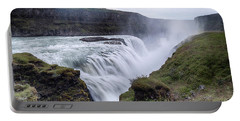 Gullfoss - Iceland Portable Battery Charger