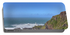 Hartland Point - England Portable Battery Charger