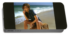 Jessica Alba Portable Battery Charger