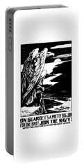 On Guard - Join The Navy Portable Battery Charger