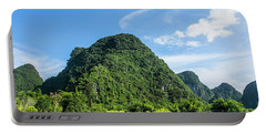 Karst Mountains Scenery Portable Battery Charger
