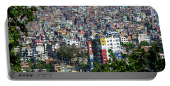 Kathmandu City In Nepal Portable Battery Charger