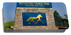 Kentucky Horse Park Portable Battery Charger