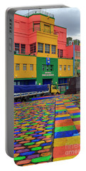 La Boca 01 Portable Battery Charger