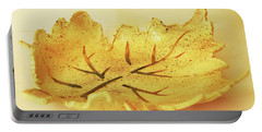 Leaf Plate2 Portable Battery Charger