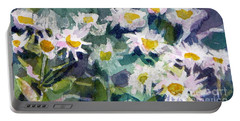 Little Asters Portable Battery Charger by Jan Bennicoff