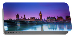 London Big Ben  Portable Battery Charger
