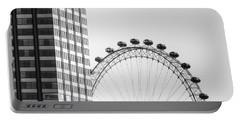 London Eye Portable Battery Charger by Joana Kruse
