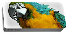 Macaw Bird Portable Battery Charger