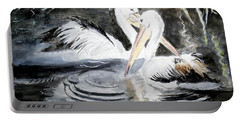 2 Mate Pelicans Portable Battery Charger