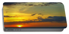 Extraordinary Maui Sunset Portable Battery Charger