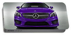 Mercedes Cla Class Coupe Collection Portable Battery Charger