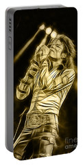 Michael Jackson Collection Portable Battery Charger by Marvin Blaine