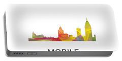Mobile Alabama Skyline Portable Battery Charger