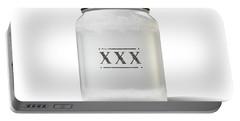 Moonshine Jar Vintage Portable Battery Charger