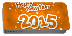 New Year 2015 Portable Battery Charger