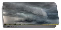 North Dakota Thunderstorm Portable Battery Charger