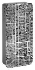 Phoenix Arizona City Map Portable Battery Charger