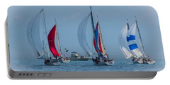 Port Huron To Mackinac Race 2015 Portable Battery Charger