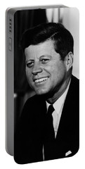 President Kennedy Portable Battery Charger