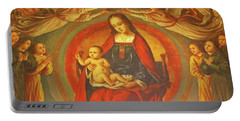 Queen Of Heaven Portable Battery Charger