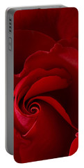 Red Rose Iv Portable Battery Charger