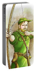 Robin Hood The Legend Portable Battery Charger