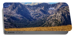 Rocky Mountain National Park Colorado Portable Battery Charger