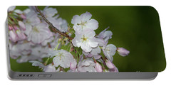 Silicon Valley Cherry Blossoms Portable Battery Charger