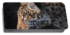 South American Jaguar Portable Battery Charger