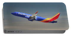 Southwest Airlines Boeing 737-8h4 Portable Battery Charger