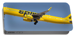 Spirit Airline Portable Battery Charger